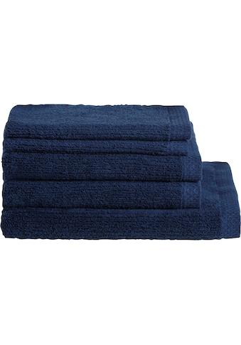 Handtuch Set, »Ridge«, Seahorse kaufen