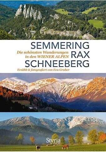 Buch »Semmering, Rax und Schneeberg / Eva Gruber« kaufen