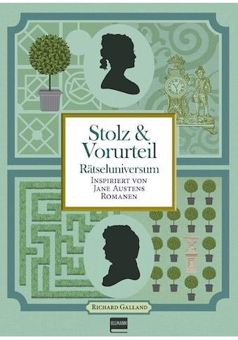 Buch »Rätseluniversum: Stolz und Vorurteil / Richard Galland« kaufen