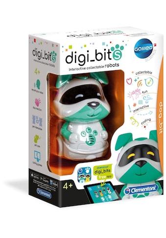 "Clementoni® Modellbausatz ""Galileo  -  digi_bits  -  dog_bit"" kaufen"