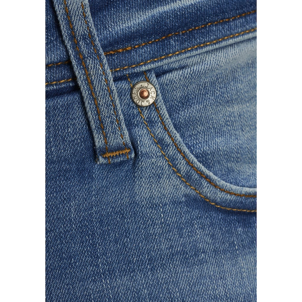 Jack & Jones Skinny-fit-Jeans »Liam«, bis Jeans Weite 48