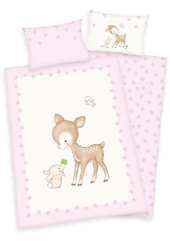 Babybettwäsche »Jana Reh«, Herding kaufen