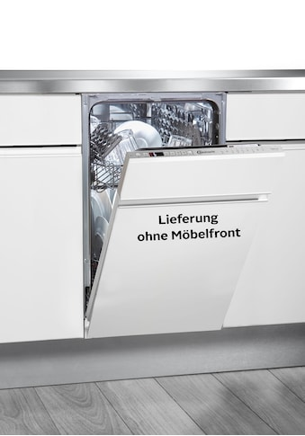 BAUKNECHT vollintegrierbarer Geschirrspüler, 9 Liter, 10 Maßgedecke kaufen