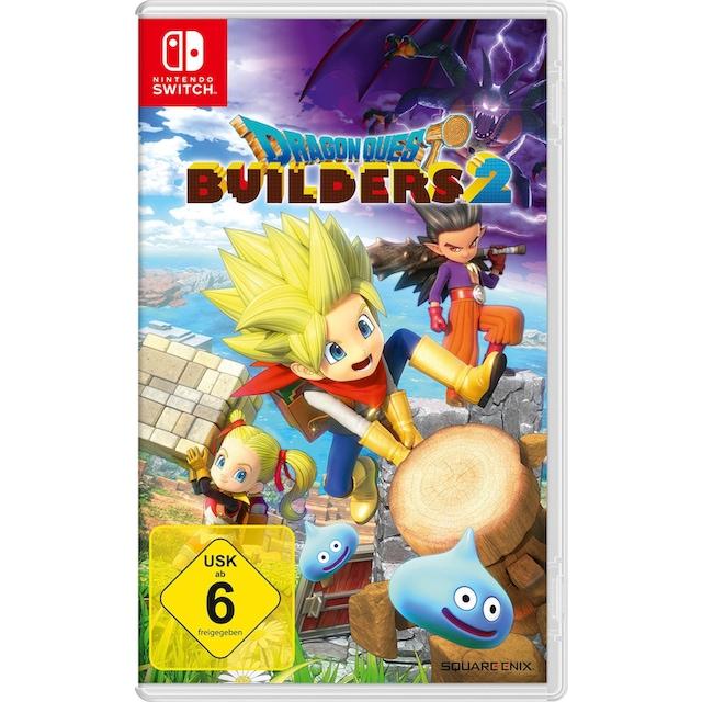 Dragon Quest Builders 2 Nintendo Switch