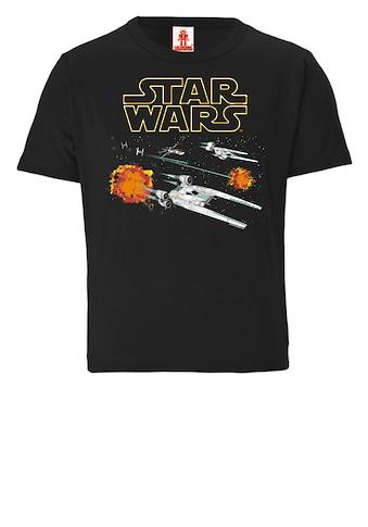 LOGOSHIRT T-Shirt, mit coolem Star Wars-Motiv kaufen