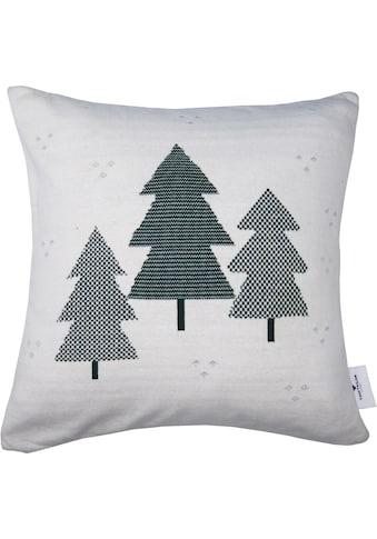 """Kissenhülle """"Christmas Tree"""" TOM TAILOR kaufen"""