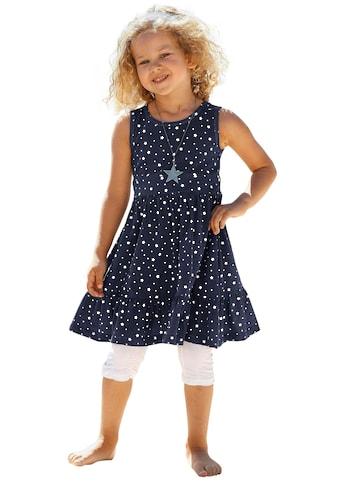 KIDSWORLD Jerseykleid, (Set, 2 tlg.), mit Haarband kaufen