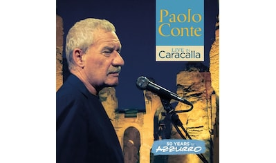 Musik-CD »Live in Caracalla-50 Years Of Azzurro (Live) / Conte, Paolo« kaufen