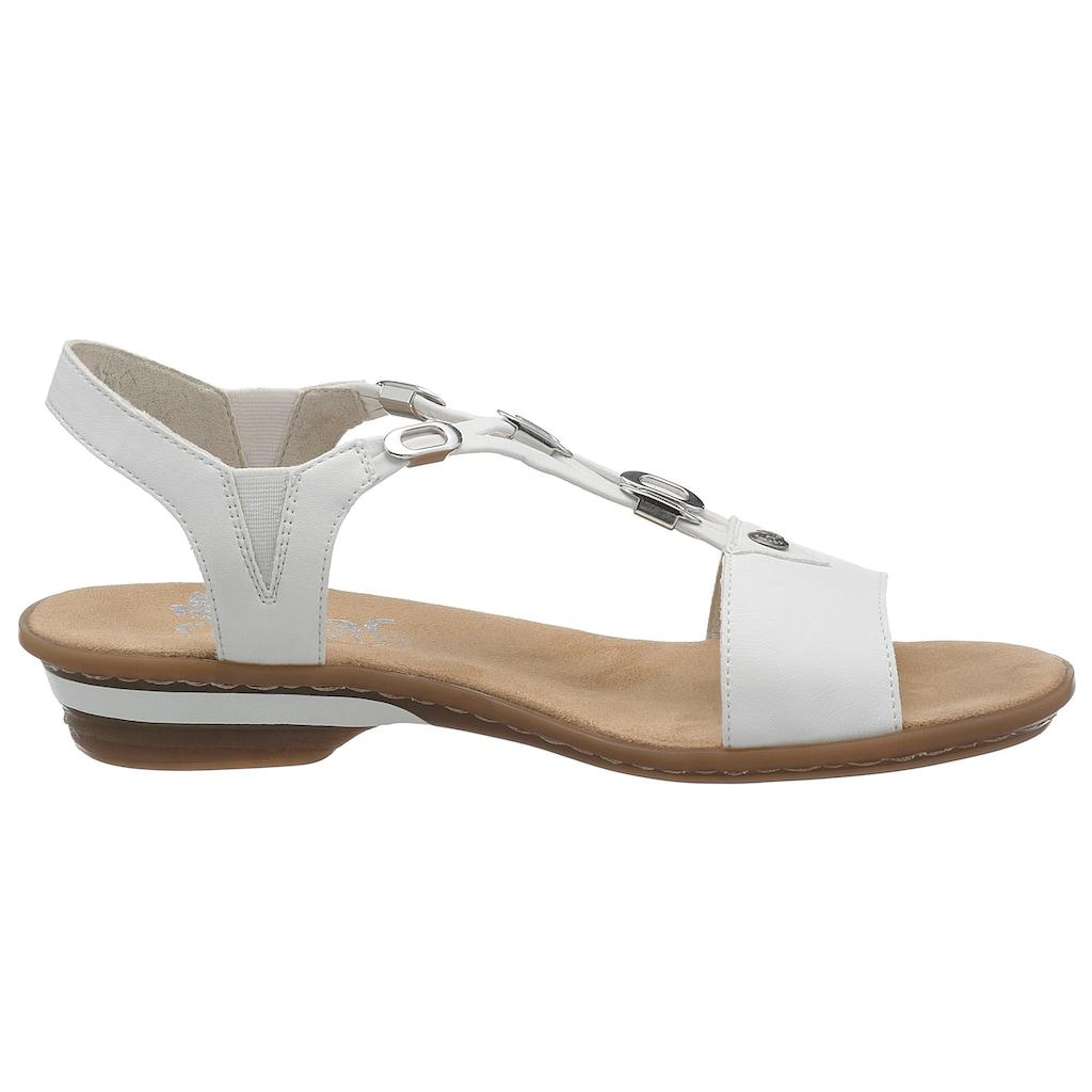 Rieker Sandalette, im modernen Look