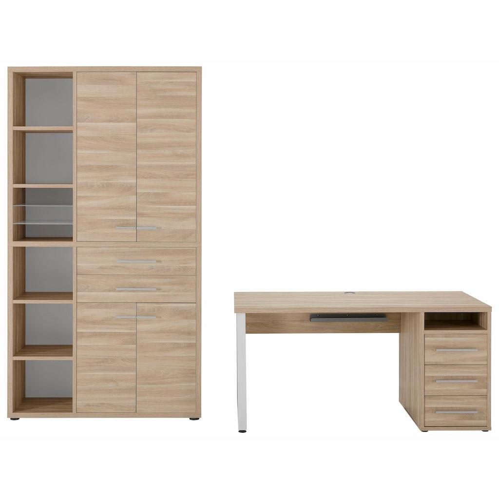 Maja Möbel Büro-Set »1390« (Set, 2-tlg)