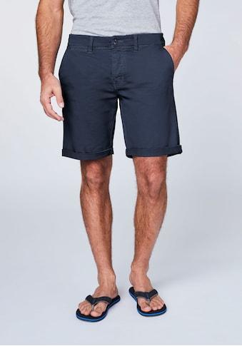 Chiemsee Chinoshorts »CHIEMSEE Twill Shorts für Herren« kaufen