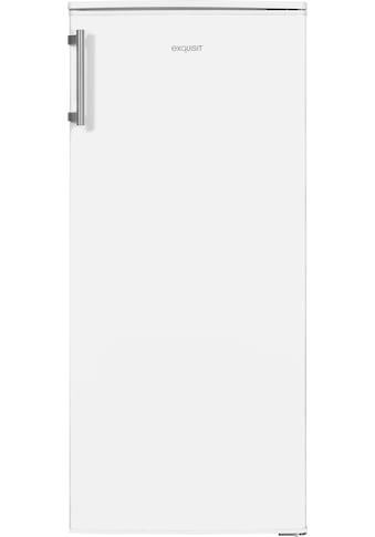 exquisit Kühlschrank »KS 185-3-H-040F« kaufen