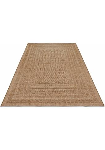 bougari Teppich »Limonero«, rechteckig, 6 mm Höhe, In- und Outdoor geeignet,... kaufen