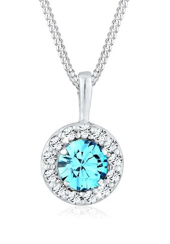 Elli Collierkettchen »Talisman Kristalle 925 Sterling Silber« kaufen