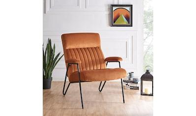 Home affaire Sessel »Tanaro« kaufen