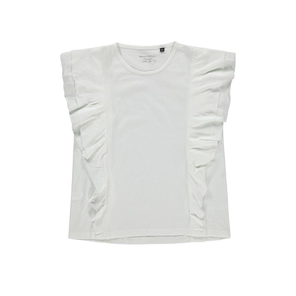 Marc O'Polo Junior T-Shirt mit Volants