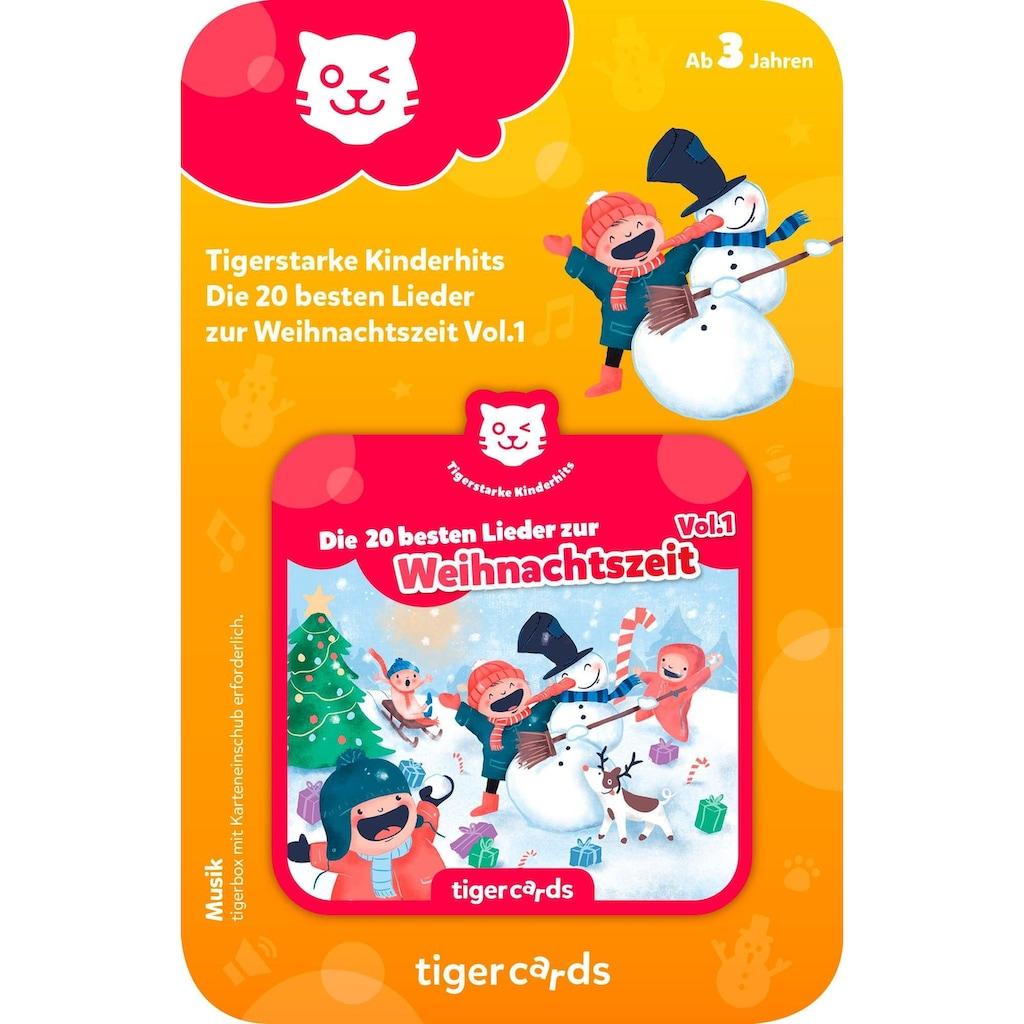 tigerbox Hörspiel »20 schönsten Weihnachtslieder«