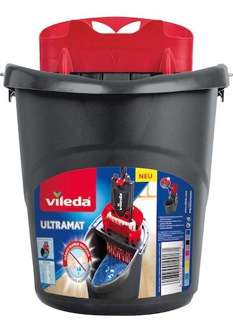 Vileda Wischtuchpresse »Ultramat«, Eimer mit Powerpresse, 10 Liter, Kunststoff kaufen