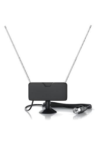Aplic digitale DVB - T / DVB - T2 Antenne (passiv) »zwei Teleskopantennen | gute Empfangsleistung« kaufen