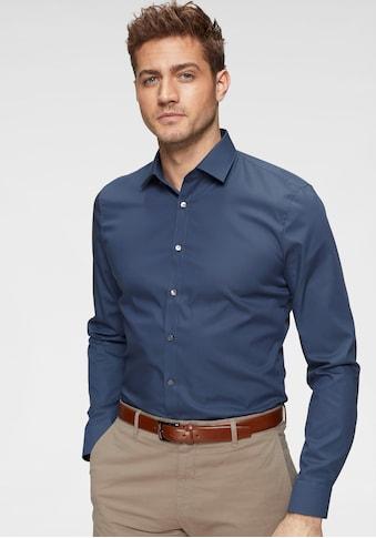 OLYMP Businesshemd »No. Six super slim«, Bügelleicht kaufen