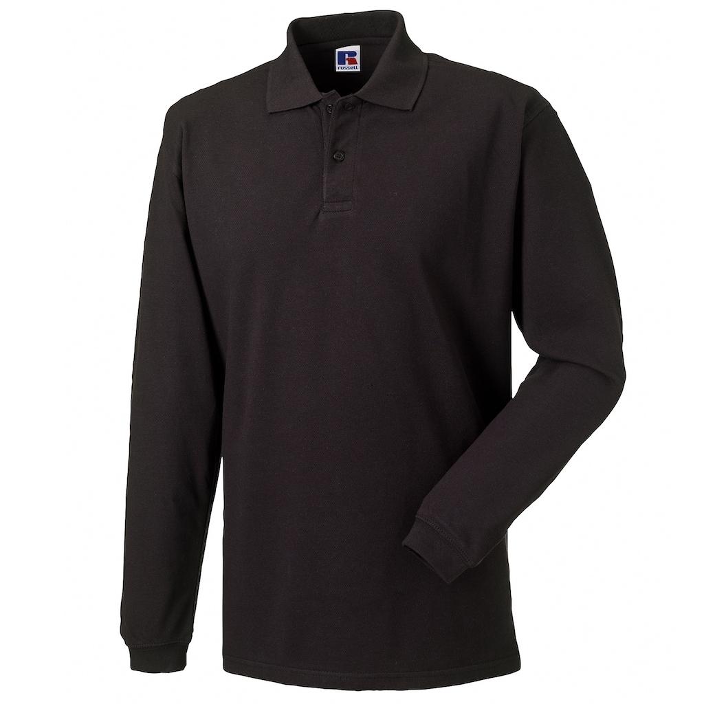 Russell Poloshirt »Herren Polo-Shirt Europe Langarm«