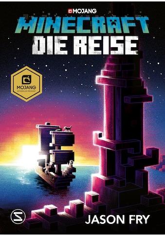 Buch »Minecraft Roman - Die Reise / Jason Fry, Maxi Lange« kaufen