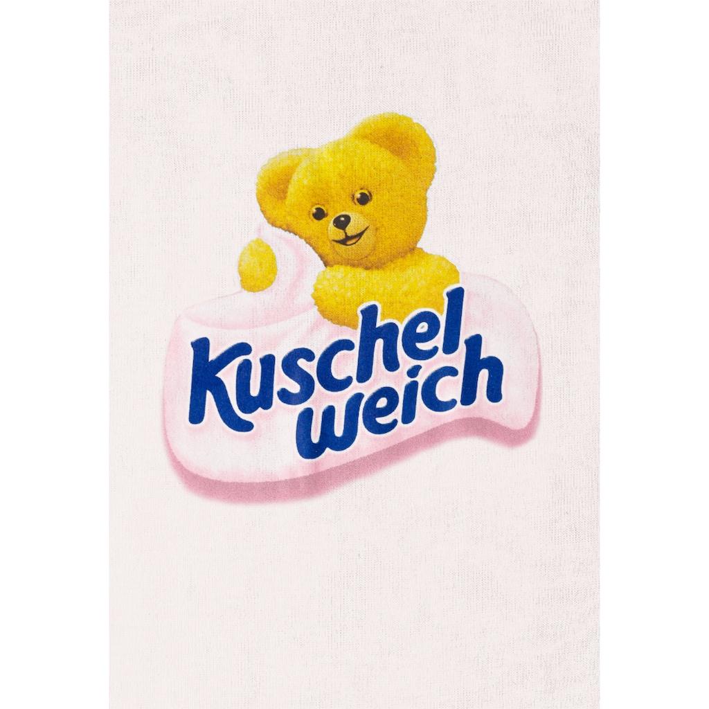 LOGOSHIRT Body mit Kuschelweich-Logo