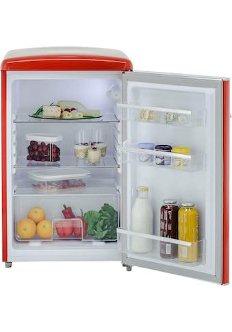 exquisit Vollraumkühlschrank, 87,5 cm hoch, 55 cm breit kaufen