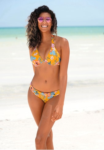 Bench. Bügel-Bikini-Top »Maui«, mit floralem Design kaufen