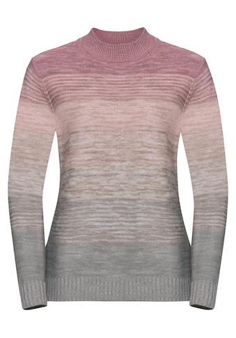 Classic Basics Pullover in attraktiver Links - Strick - Optik kaufen
