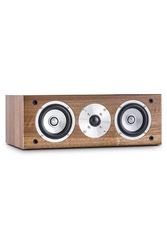 Auna Center Lautsprecher 120 W passiv Holzgehäuse kaufen