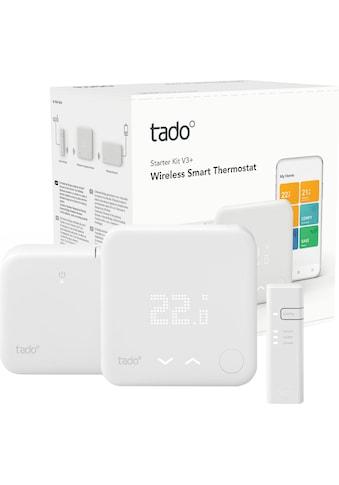 Tado Smart-Home Starter-Set »Wireless Smart Thermostat V3+« kaufen