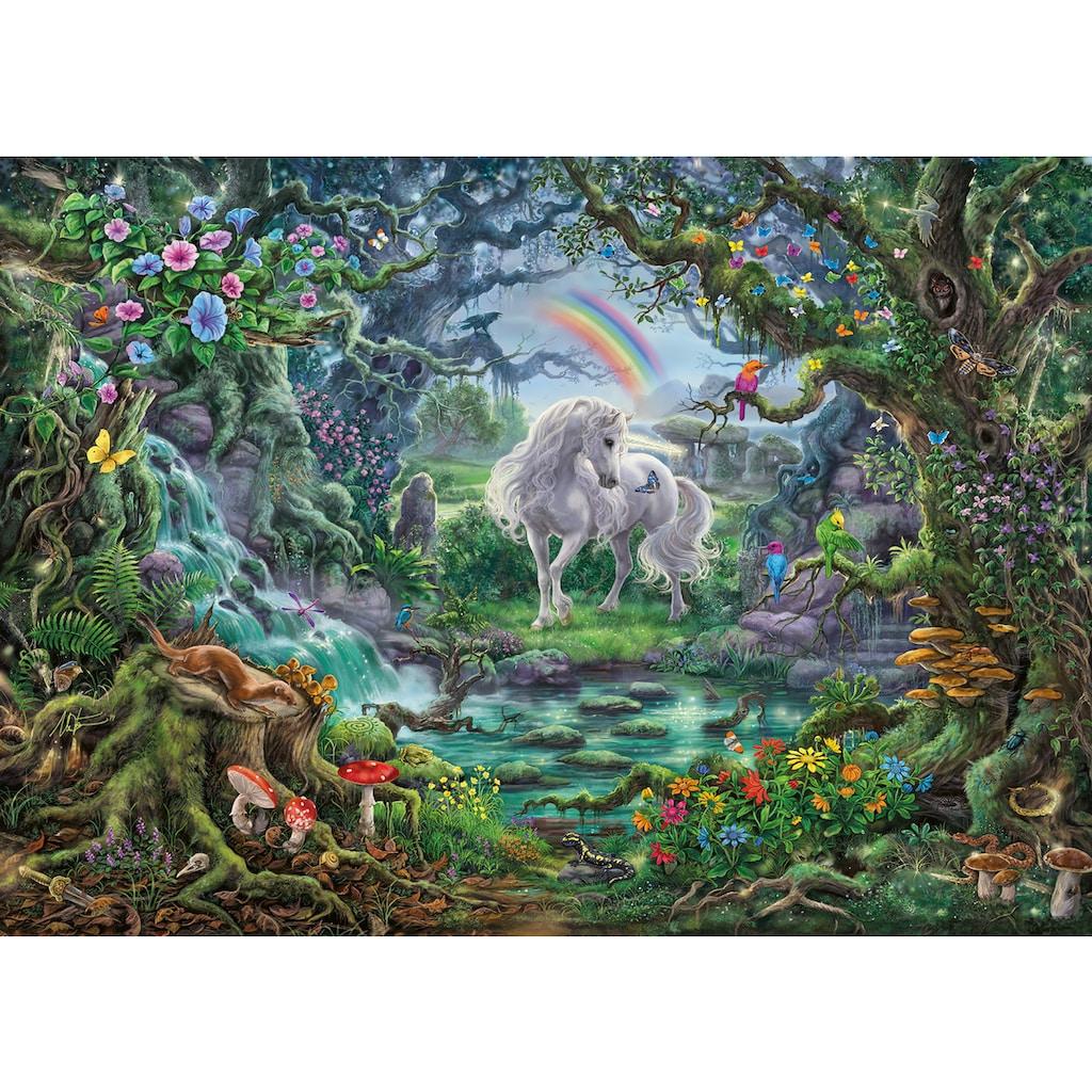Ravensburger Puzzle »Exit 9: Das Einhorn«, Made in Germany, FSC® - schützt Wald - weltweit