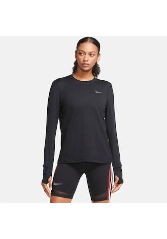 Nike Laufshirt »WOMENS RUNNING CREW« kaufen