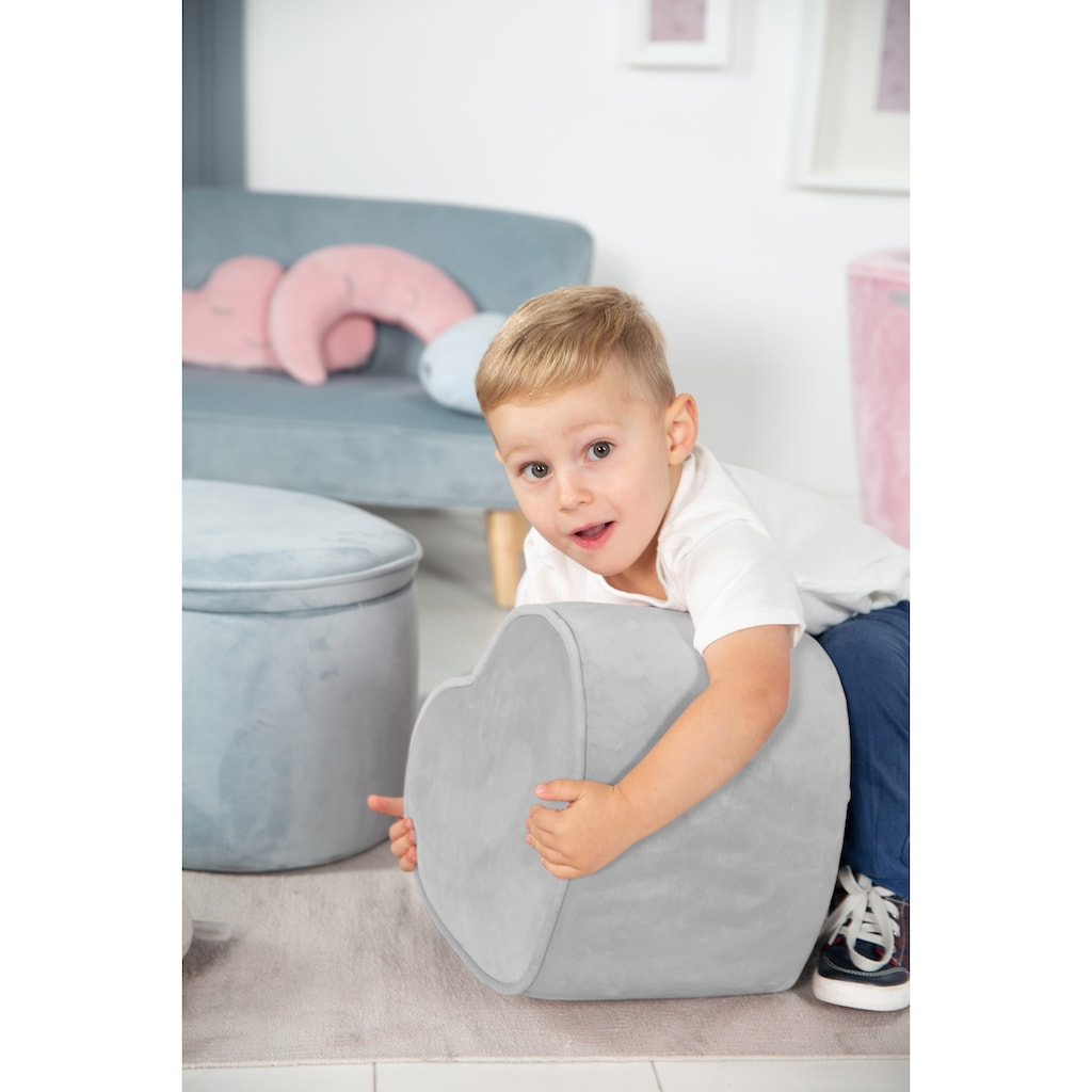 roba® Hocker »Lil Sofa«, in Herzform