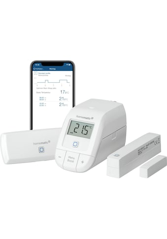 Homematic IP Smart-Home Starter-Set »Starter Set Raumklima – WLAN« kaufen