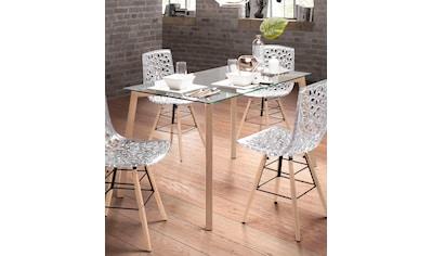 Paroli Esstisch, Breite 120 oder 140 cm kaufen