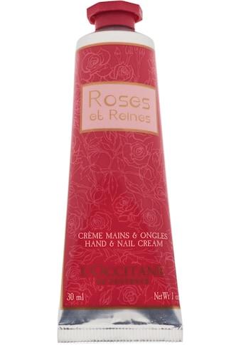 """L'OCCITANE Handcreme """"Roses et Reines Crème Mains & Ongles"""" kaufen"""