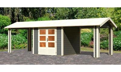 WOODFeeling Gartenhaus »Tastrup 3« kaufen