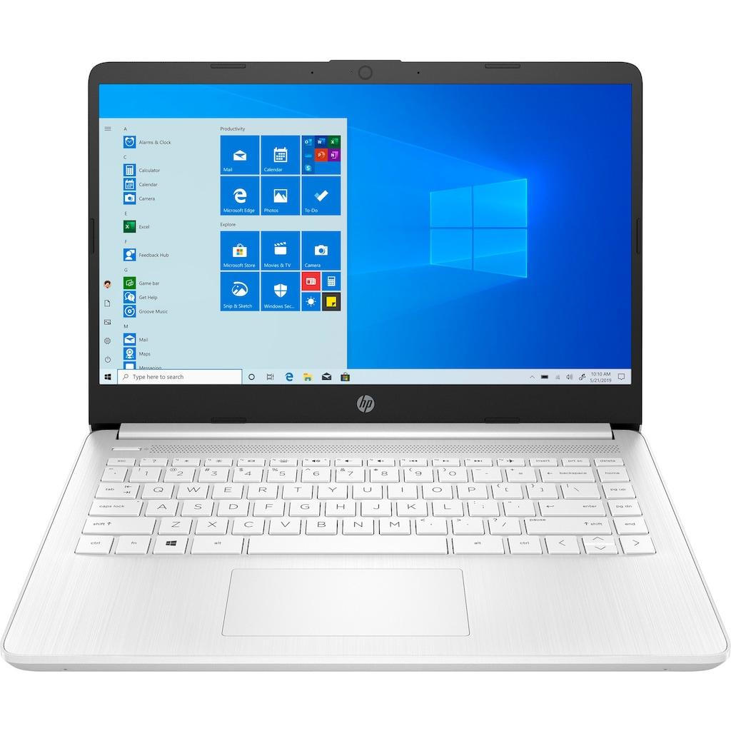 """HP Notebook »14s-fq0206ng«, (35,6 cm/14 """" AMD Athlon Radeon Graphics\r\n), Kostenloses Upgrade auf Windows 11, sobald verfügbar"""