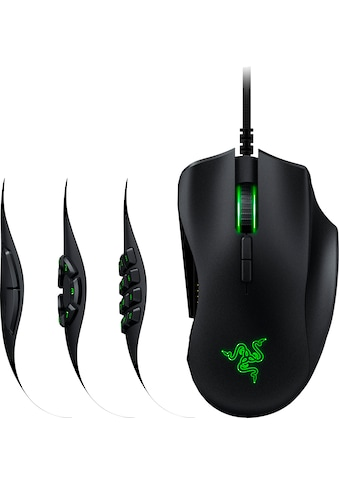 RAZER Gaming-Maus »Naga Trinity«, kabelgebunden kaufen