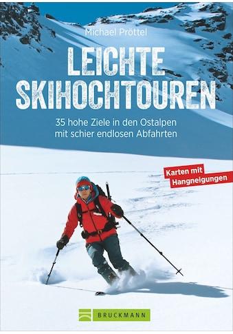 Buch »Leichte Skihochtouren / Michael Pröttel« kaufen
