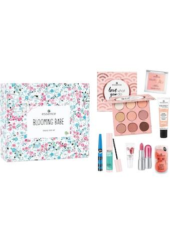 Essence Augen-Make-Up-Set »BLOOMING BABE beauty look«, (8 tlg.) kaufen