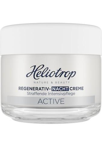 HELIOTROP Nachtcreme »Active Regenerativ« kaufen