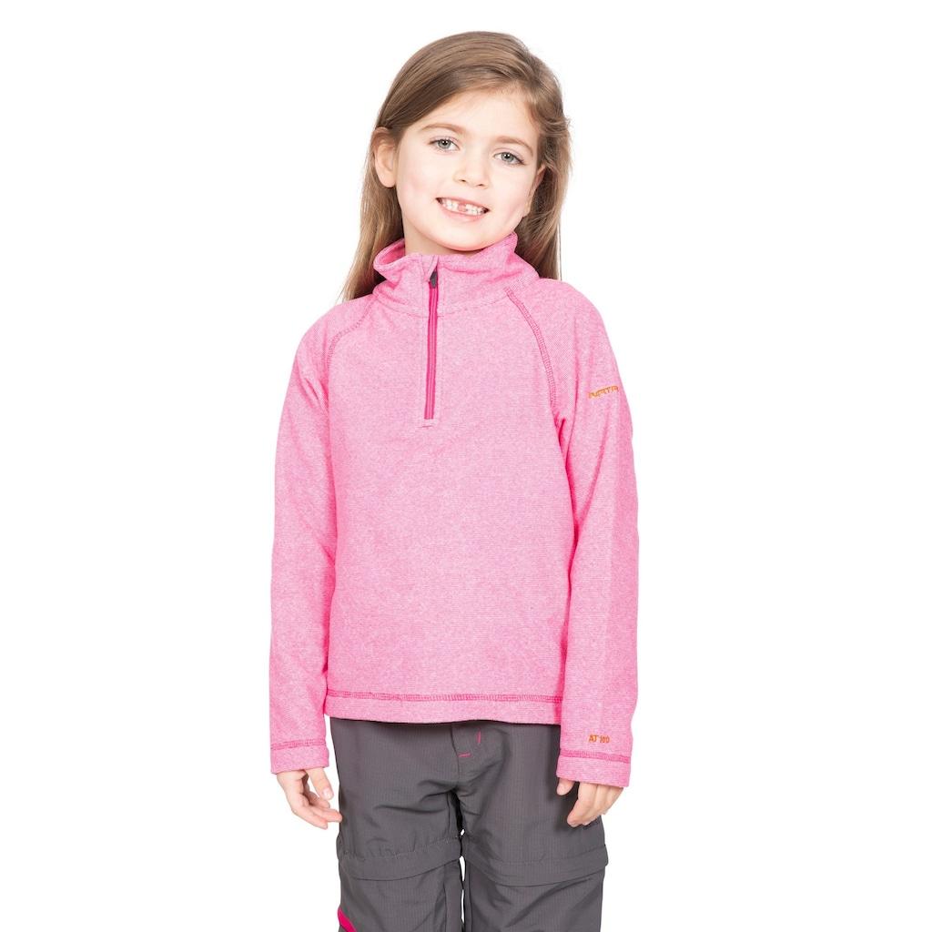 Trespass Fleeceshirt »Kinder / Mädchen Fleeceoberteil Meadows«