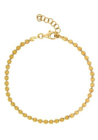 Firetti Armband »Sonne, in Fantasiekettengliederung, 3 mm, vergoldet« kaufen