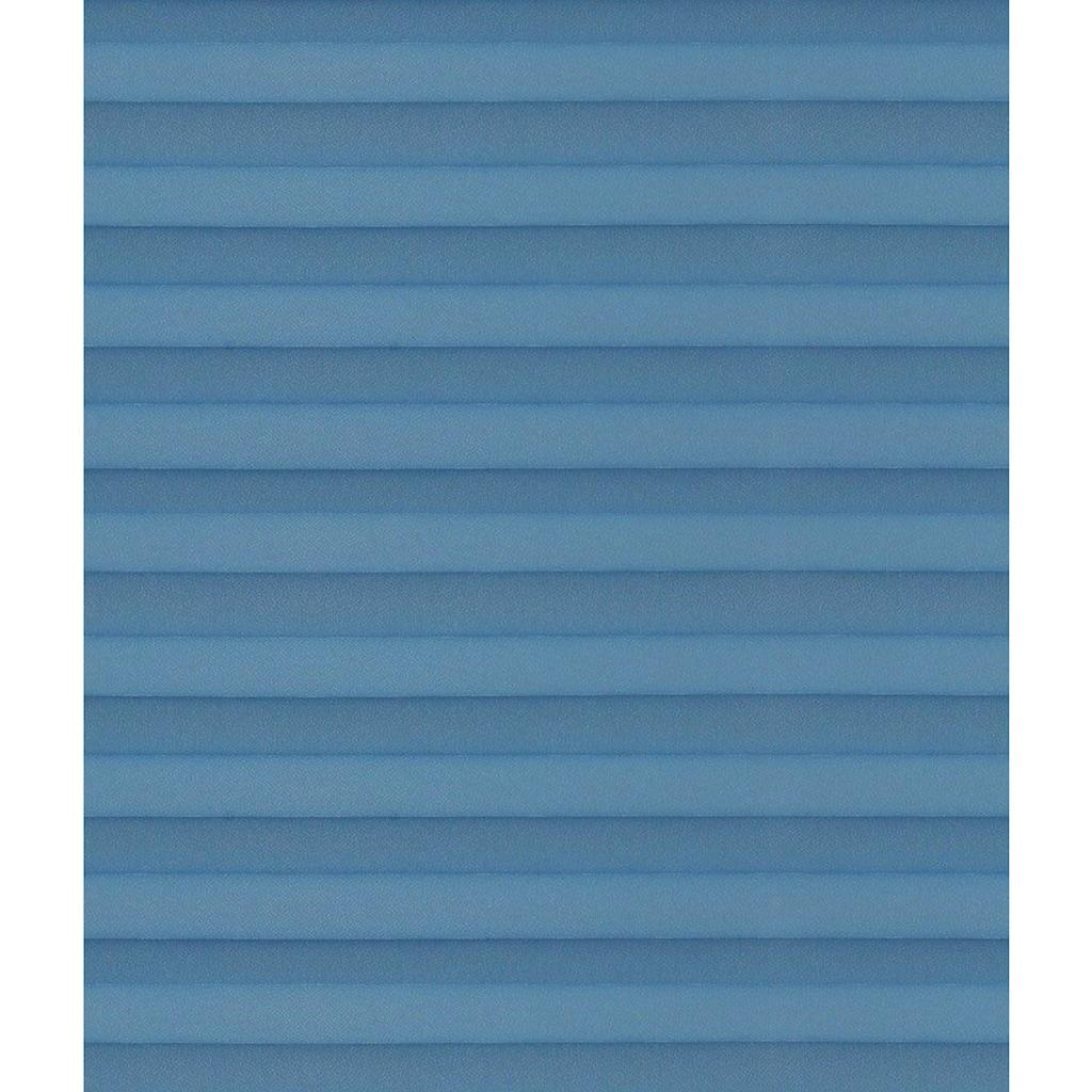 sunlines Dachfensterplissee nach Maß »Medoc«, Lichtschutz, Perlreflex-beschichtet, mit Bohren, verspannt