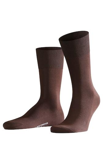 FALKE Socken »Firenze«, (1 Paar), aus Baumwolle kaufen