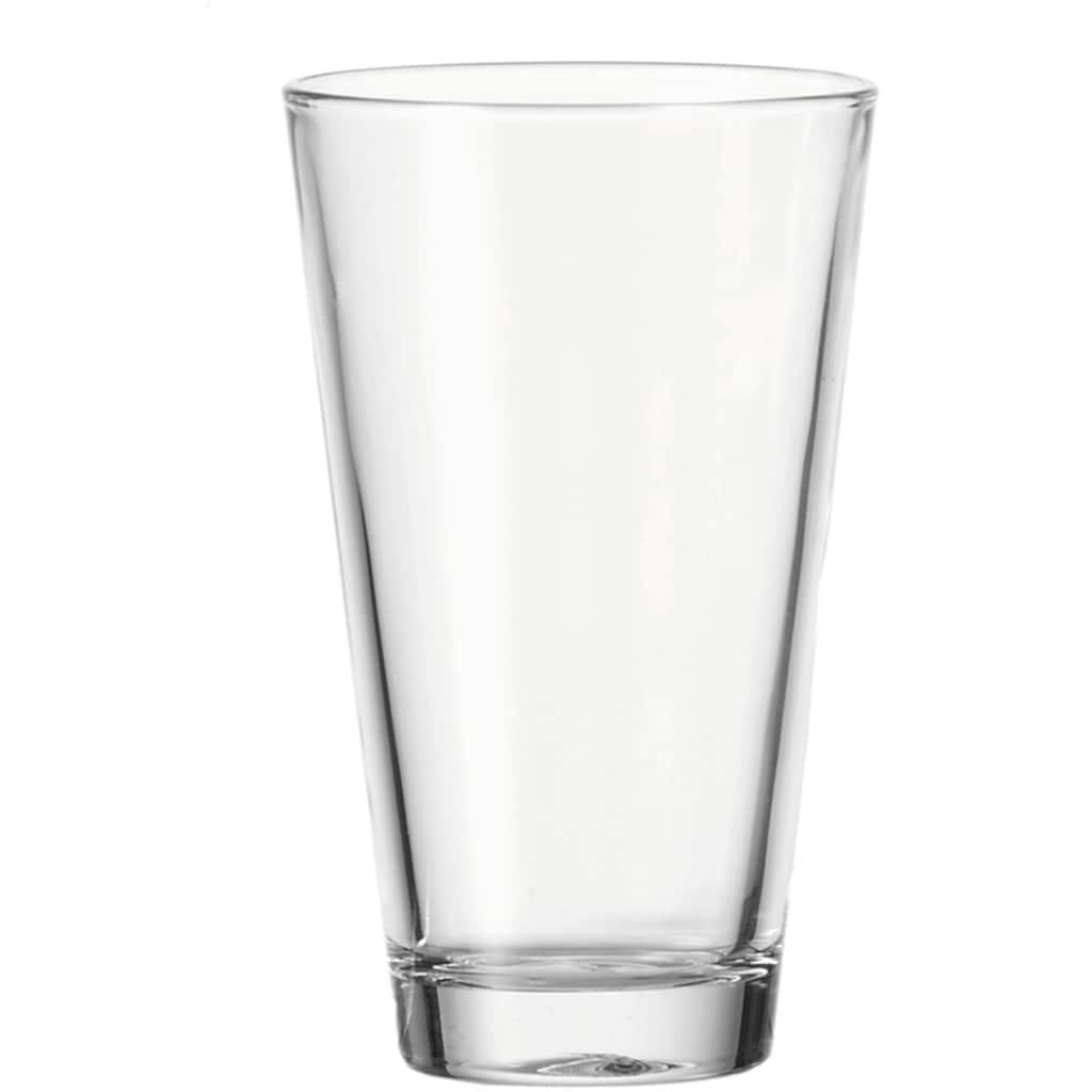 LEONARDO Longdrinkglas »Ciao«, (Set, 18 tlg.), 300 ml, 18-teilig