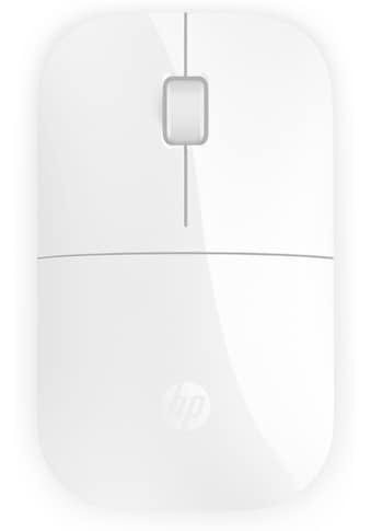 HP Maus »Design mit Flair - 2,4-GHz-Wireless-Verbindung«, Z3700 Wireless-Maus kaufen